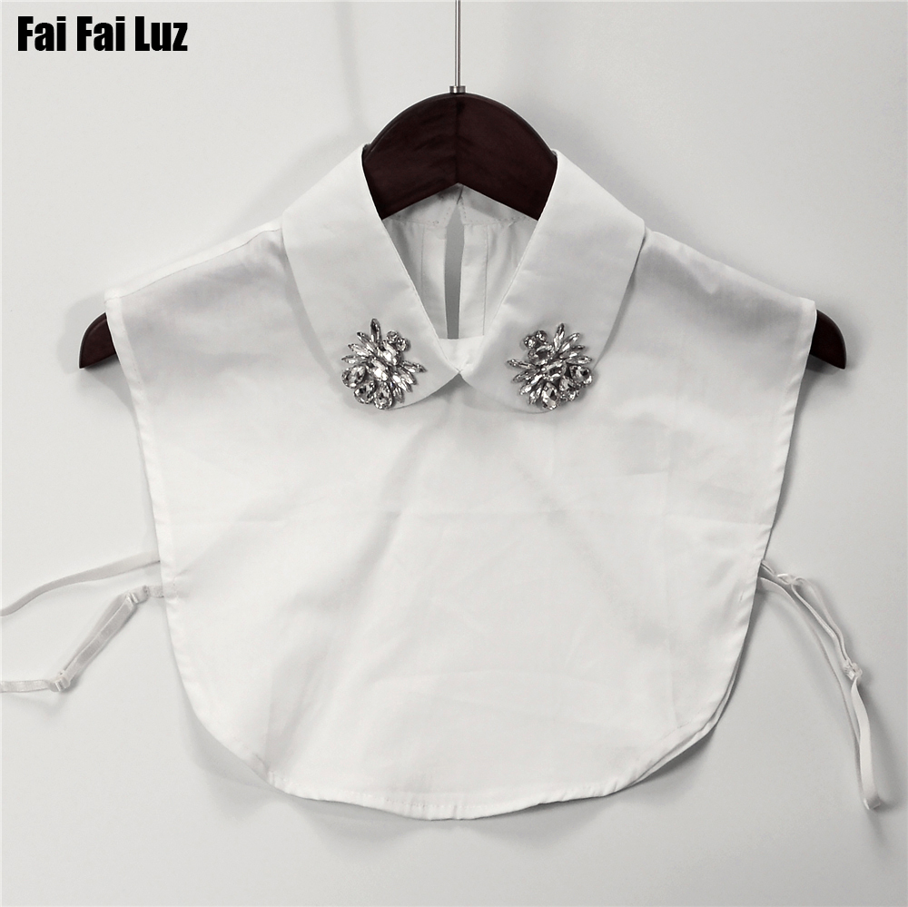 With what to wear false collars 97