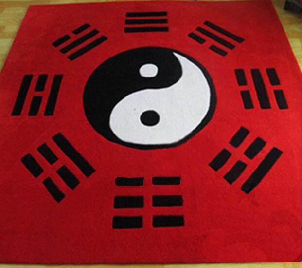 Ying Yang Rug Home Decor