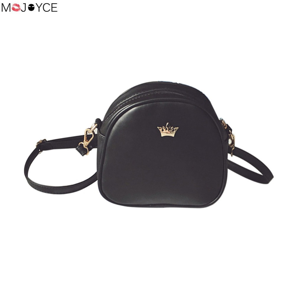 Hot Sale Casual Small Women Bag imperial crown Designer Messenger Bags Ladies Shoulder Crossbody Bag Female PU Leather Handbags