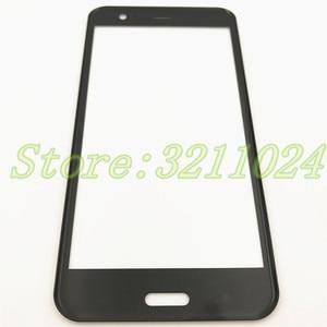 Image 2 - نوعية جيدة الأصلي 5.5 بوصة ل HTC U11 الجبهة زجاج شاشة تعمل باللمس LCD الخارجي لوحة عدسة + التوصيل المجاني