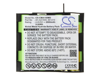 Cameron Sino Battery for Compex Edge US, Enegry, FIT, Mi, Mi ready,US,Runner,SP 2.0, SP 4.0, Sport Elite, Vitality, voor Fit 1.0