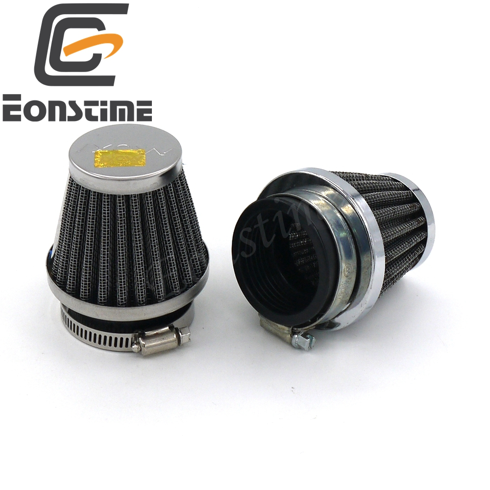 Eonstime 1pcs 35mm 39mm 48mm 50mm 52mm 54mm 60mm motorcycle air eonstime 1pcs 35mm 39mm 48mm 50mm 52mm 54mm 60mm motorcycle air filter clamp on air filter cleaner for honda kawasaki suzuki publicscrutiny Images