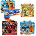 Горячая Продажа Звездные войны Томас Поезд Трек Электрический Железнодорожных рельсов Эльза Робот детские Развивающие Toys Electric С Хороший Пакет # E