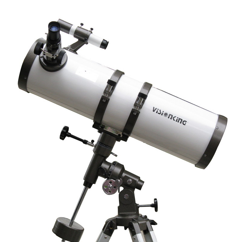 Visionking 150EQ 150 750mm Astronomical Telescope High Power Equatorial Mount Sky Planet Star Reflector Astronomy Monocular