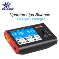 MELASTA UP610 200W Portable Smart Charger for RC Drone Quadcopter Car 1 6S Lipo Battery 1 16S NI MH NI CD Battery RC Charger