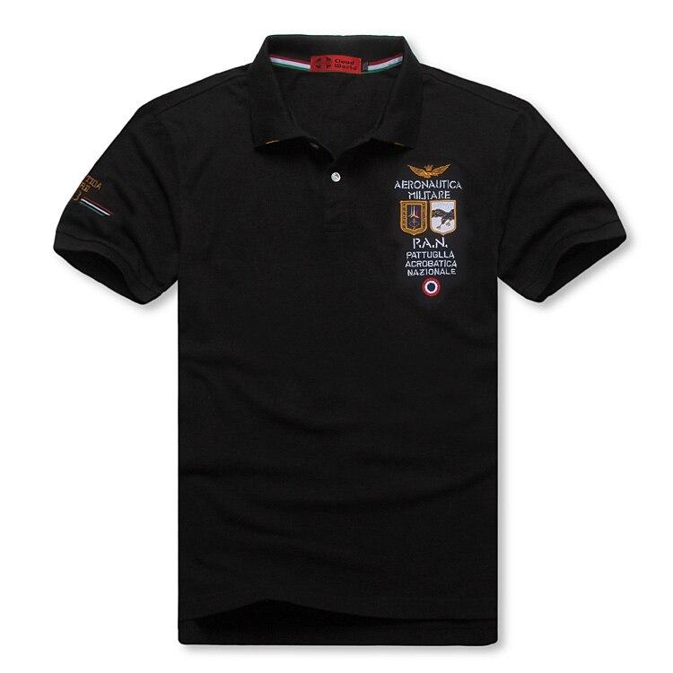 Plus Size 5XL 6XL 7XL 8XL Bust 146cm Embroidery   Polo   Shirt Men Short Cotton Italian Brand   Polo   Men Big Size XXL XXXL 4XL