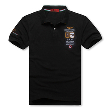 XXL-8XL Plus Size Black Solid Polo Shirt Men Gasp Cotton Fitness Italian Polo Men (XXL XXXL 4XL 5XL 6XL 7XL 8XL)