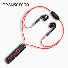 Sport Bluetooth Earphone earbuds Neck Mounted 4.1 Stereo Anti-Sweat Sweat proof Hot Style