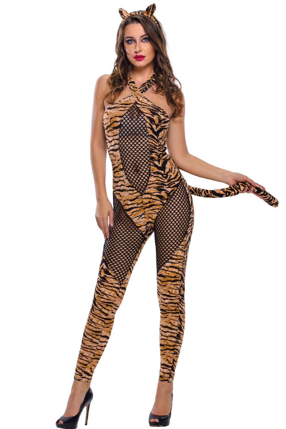 Popular Sexy Tiger Costume-Buy Cheap Sexy Tiger Costume -6587