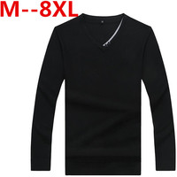 10XL 8XL 6XL 5XL 4X2017 New Outono Inverno Blusas Homens Pullovers de Malha Grossa Quente Design Casual Slim Fit Camisola de Malha Masculina