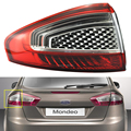 1 Pcs LH Side Outer Rear Lamp Light For Ford Mondeo 2011-2012