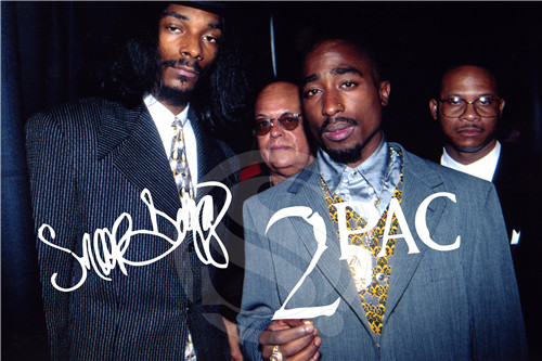 Canvas Poster Silk Fabric P#192 Custom 2PAC Snoop Dogg #r Home Decor modern For Bedroom Poster Size W@192