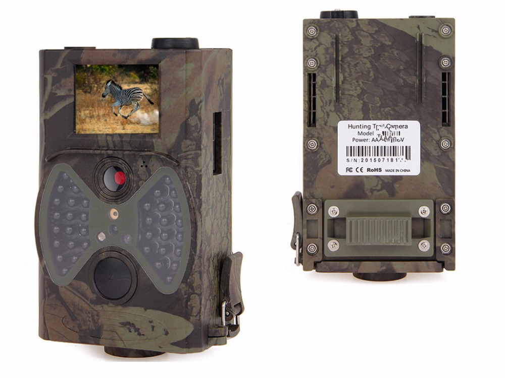HC300 12MP 1080p 940NM Night Vision IR Wildlife Animals Hunting Camera Infrared Trail Camera Trap Chasse Scouting Cam Remote