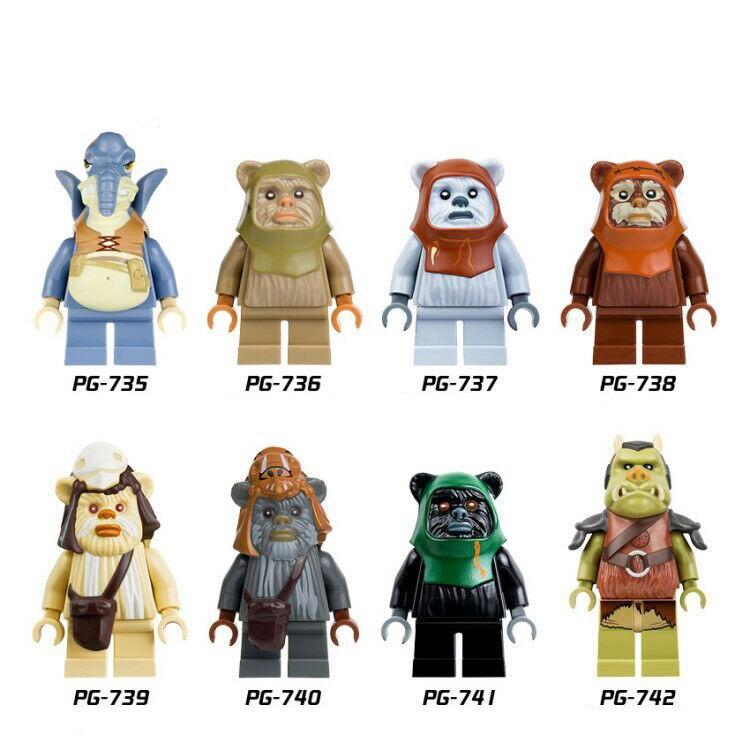 PG8067 High Building Blocks Man Star Wars Tokaweikitte Treasure Children's Educational Toys Foreign Trade