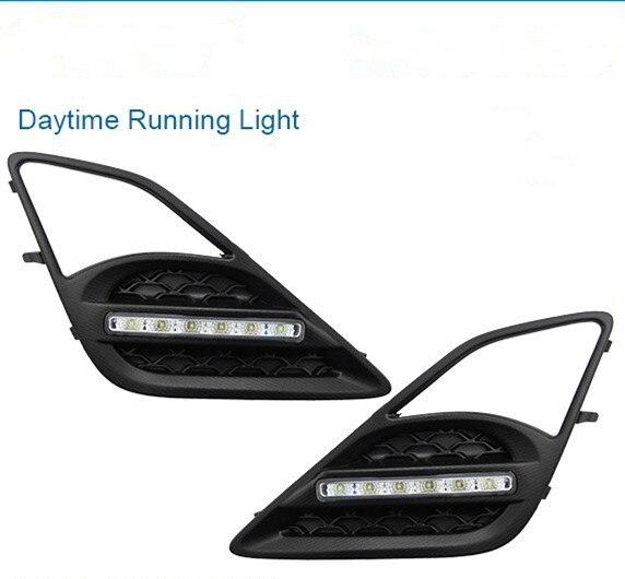 XYIVYG LED DRL daytime running light For Toyota FT86 GT86 FT 86 GT 86 for Subaru