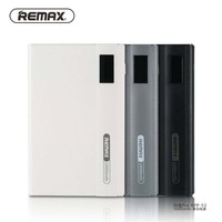 Universal Remax RPP 53 10000 mAh Mobile Phones Emergency Power Bank Double USB External Battery Charger For OPPO