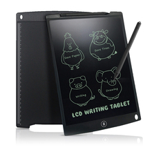 12 Inch LCD Writing Tablet Digital Drawing Tablet Handwriting Pads Portable Electronic Tablet Board Ultra-thin Board For Kids innovative drawing digital intelligent electronic drawing board hand painted writing tablet screen for computer m708