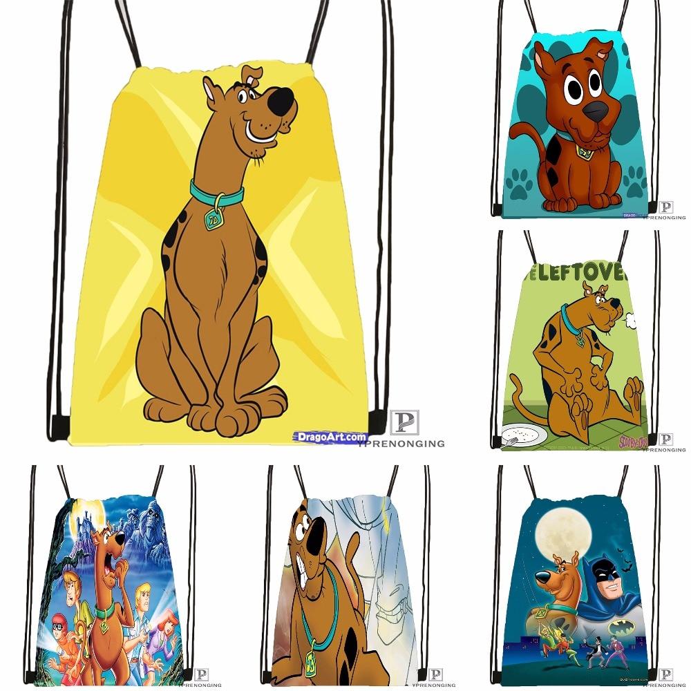 Custom Seven Dwarfs Drawstring Backpack Bag Cute Daypack Kids Satchel Black Back 31x40cm 180531 02 62