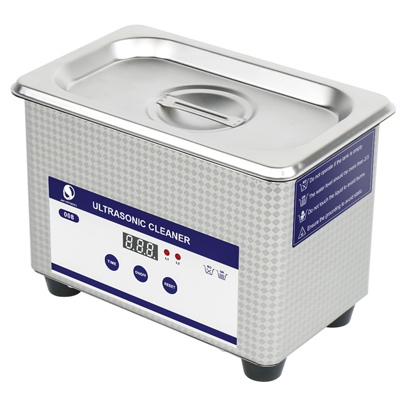 Skymen Ultrasonic Cleaner 0.8L Manicure Tools Metal Parts Cutters Ultrasound Jewelry Bath Dental Ultrasonic Wave Washing Machine