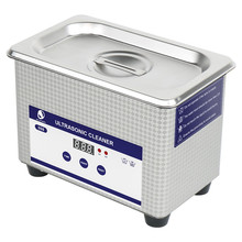 Skymen Ultrasonic Cleaner 0.8L Manicure Tools Metal Parts Cutters Ultrasound Jewelry Bath Dental Ultrasonic Wave Washing Machine skymen 1 2l 110 240v digital ultrasonic cleaner ultrasound bath ultrasound machine sterilizer cleaner sterilizing disinfection
