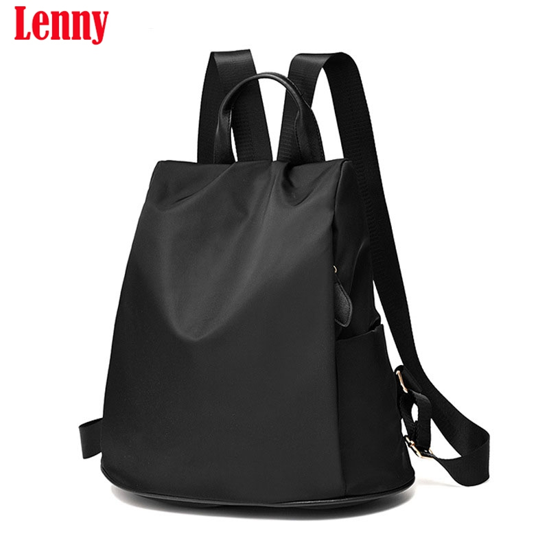 Fashion School Backpack Women Schoolbag Back Pack Leisure Korean Ladies Knapsack Laptop Travel Bags for Teenage Girls H34