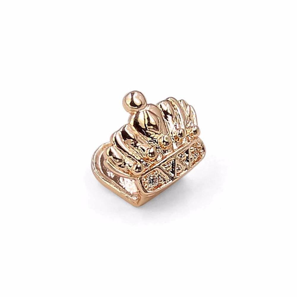 bd257cb3142b La nueva corona oro solo diente para Halloween dientes Grillz rapero hip  hop Accesorios en Joyería del cuerpo de Joyería y accesorios en  AliExpress.com ...