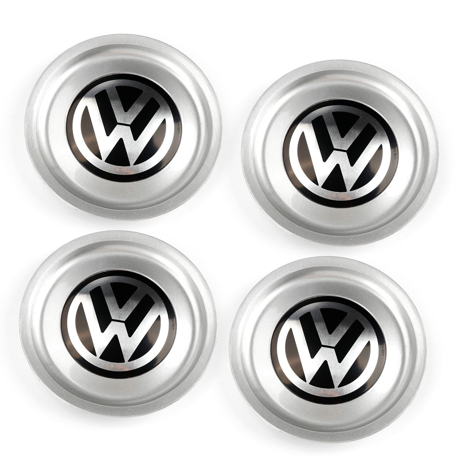 4 шт. OEM 152 мм 1J0 601 149 B VW Логотип колеса центр ступицы обод крышка Эмблема для VW Jetta Golf MK4 1J0601149B