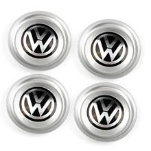 цена на 4PCS OEM 152mm 1J0 601 149 B VW Logo Wheel Center Hub Rim Cap Cover for VW Jetta Golf MK4 1J0601149B