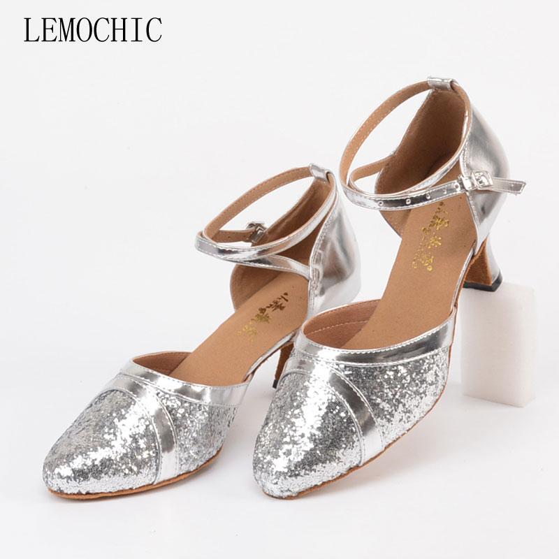 LEMOCHIC new listing high heels rumba latin tango jazz belly tap arena classical ballroom shoes high quality for dancing ladies материнская плата gigabyte z370n wifi rev 1 0