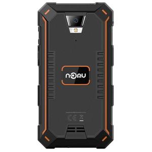 Image 5 - IP68 NOMU S10 برو 4G الهاتف الذكي 5.0 أندرويد 7.0 MTK6737VWT رباعية النواة 1.5GHz 3GB 32GB 8.0MP الخلفية 5000mAh مقاوم للماء الهواتف المحمولة
