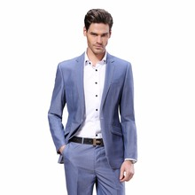 DAROuomo New Coming Men's Suits Simple Style Skinny Men Blazer Suits for Business Meetings Jacket and Pants DR8005