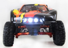1/5 RC CAR BAJA 5T Led lights powered by receiver