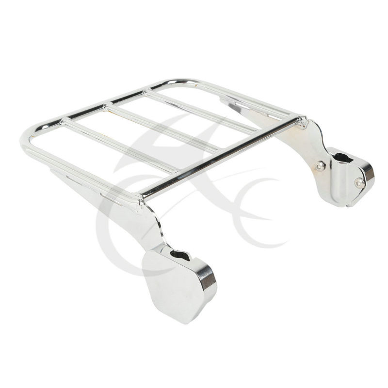 цены Luggage Rack For Harley Davidson Road King 97-08 FLHT FLHX FLTR FLHTC Road Glide FLTR FLHR FLHTC model Sissy Bar Motorcycle