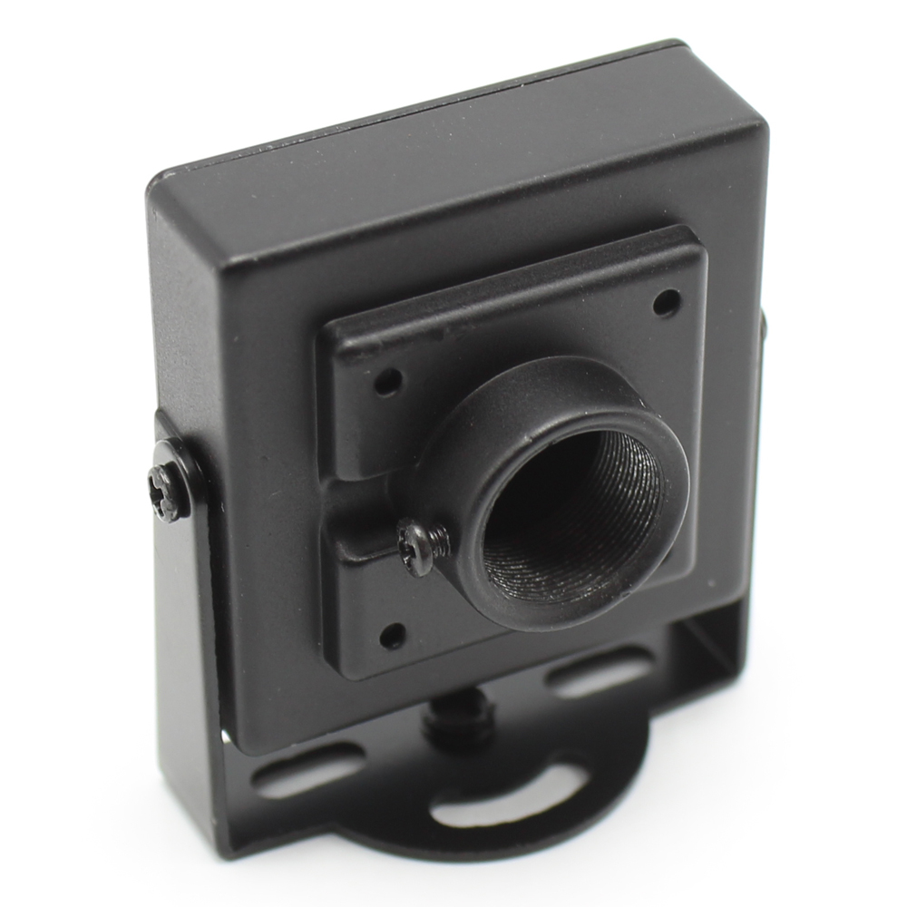 Metal Bullet cctv camera housing Case for Security CCTV Camera for 32*32mm Board