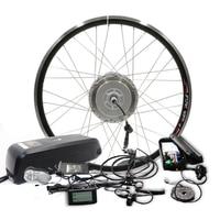 BAFANG motor 48V 500w electric bike conversion kit batterie velo electric motor 48v10ah/13ah battery