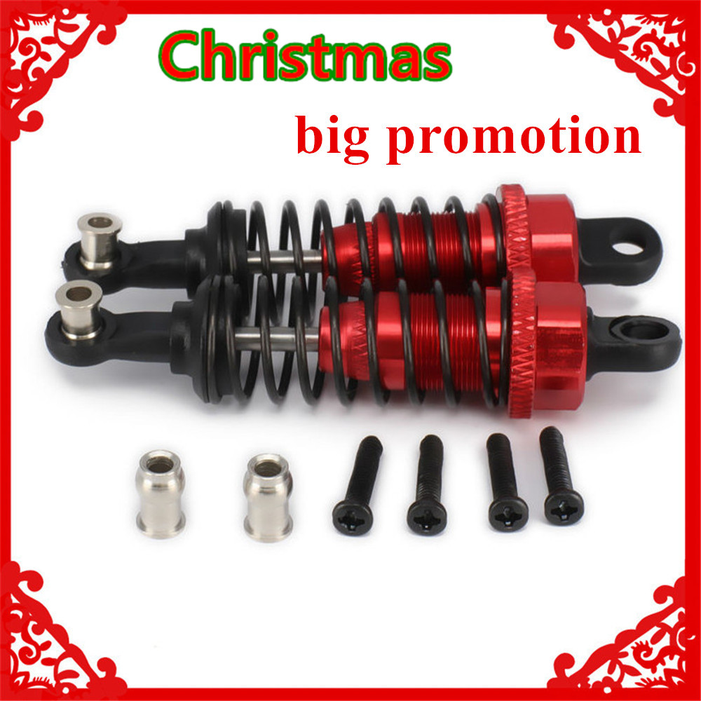 Oil Adjustable 65mm Shock Absorber Damper For Rc Car 1/18 WLtoys A959 A969 A979 K929 Hpi Hsp Traxxas Losi Axial Tamiya