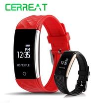 Горячие S2 браслет Водонепроницаемый Bluetooth Smart Band Фитнес трекер сердечного ритма Мониторы Reloj inteligente спортивный смарт-браслет