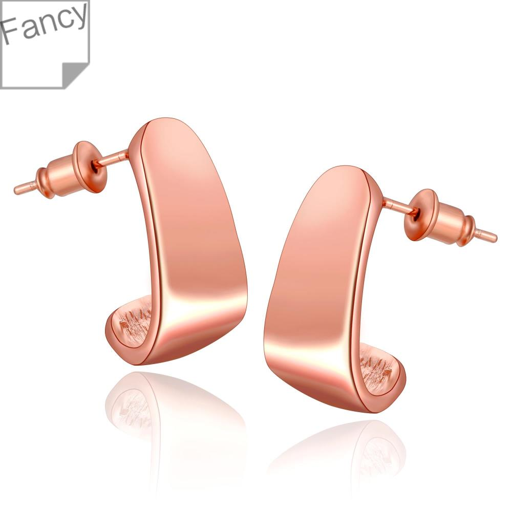 Earrings Fashion Jewelry Gold For Women Unusual Design Charm Free Shipping Dger Lgpe988 B In Stud From