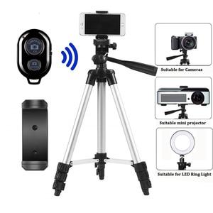 Tripod For Mobile Tripod Camera Dslr Stick Para Bluetooth Stand Monopod Cam Box Photo Holder Table Smartphone Tripod For Camera(China)