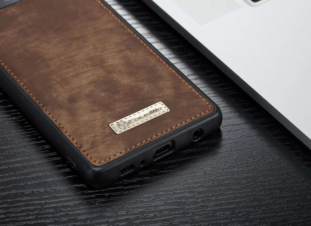Vintage Leather Samsung Galaxy S10 Case