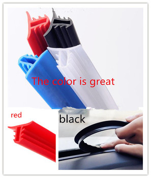 Car Stickers Dashboard Sealing Strips goods for BMW E46 E39 E38 E90 E60 E36 F30 F30 image