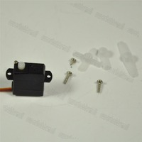 6 pcs PZ 15320 14x6.2x17.9mm 1.7g Digital Sub Micro Servo For RC Airplane model