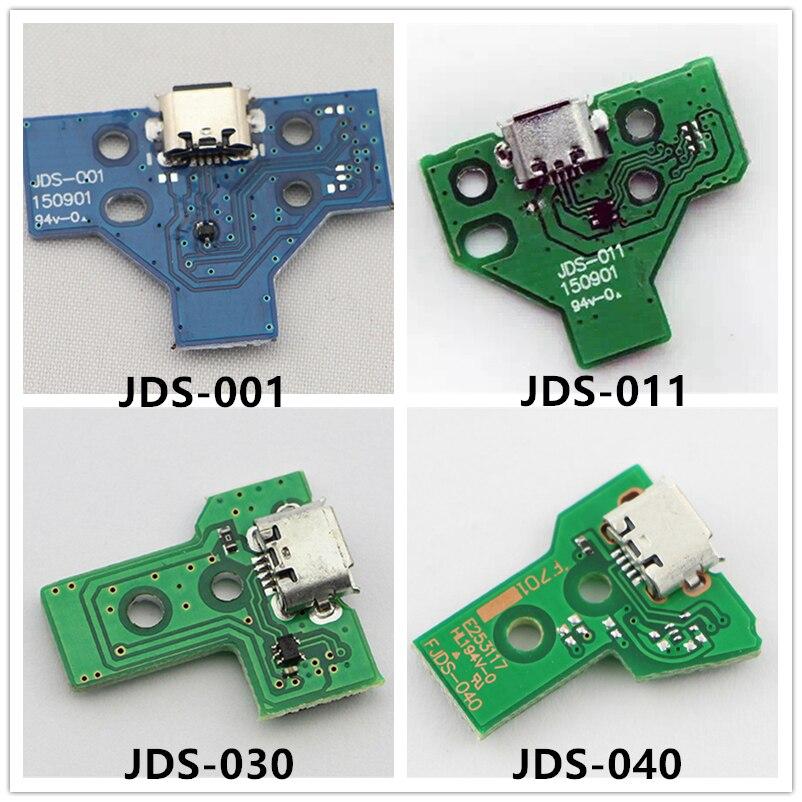 Conector USB LED Carga con 12 cables de 14 pines Placa JDS 001 011 - Juegos y accesorios