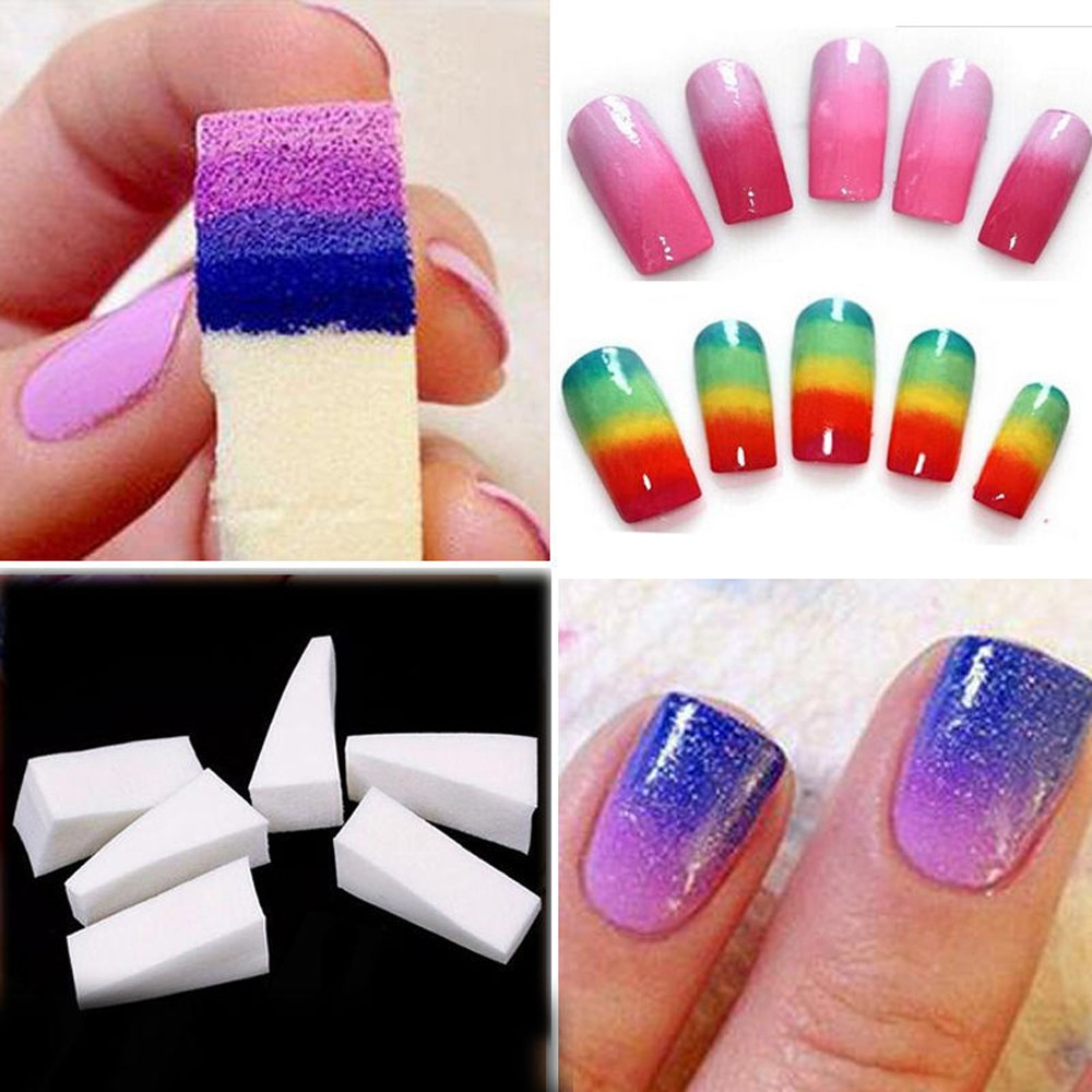 What Kind Of Sponge To Use For Nail Art Ideas