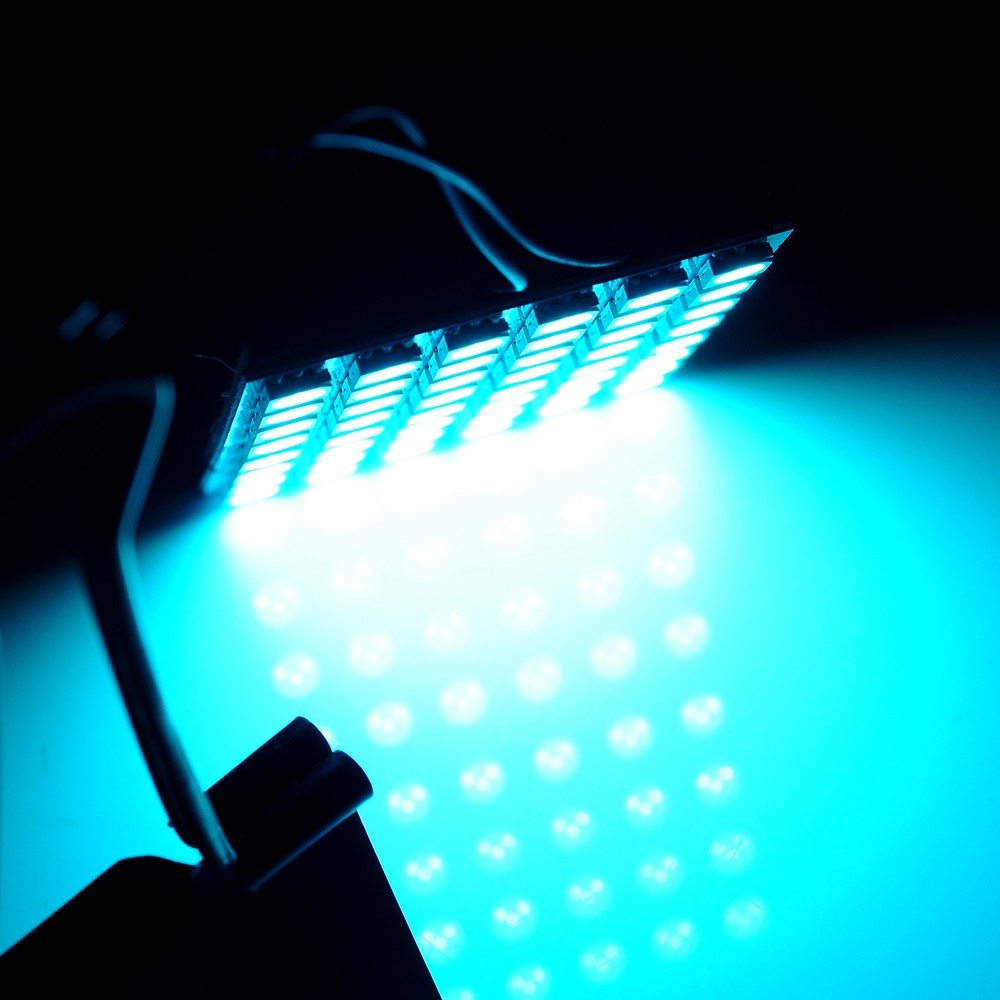 Ice Blue Car Led Light 5050 48 Leds Car Interior Lights Led Panel Light Lamp In Headlight Bulbs