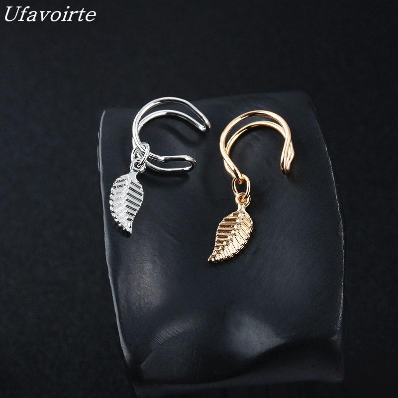 Clip Earrings Reasonable 48 Types U Shape Clip Earrings Woman 1 Pcs Star Design Clip For Ear Bones With Earless Hole Wedding Girl Gift Fashion Jewelry