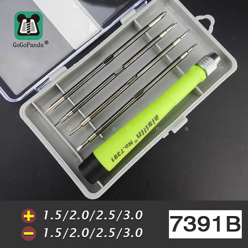 13 в 1 Магнитная отвёртки комплект точность отвертка обслуживания инструменты специальные 0,8 star для телефона часы Ремонт 7392