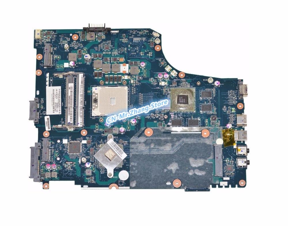 SHELI FOR font b Acer b font Aspire 7560 7560G Laptop Motherboard W HD6630M GPU MBRQF02001