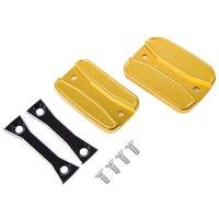 FOR DUCATI MONSTER 797 /MONSTER 821/ Hypermotard 939 796 821 Front Rear Brake Fluid Reservoir Cover Cap Handle Bar