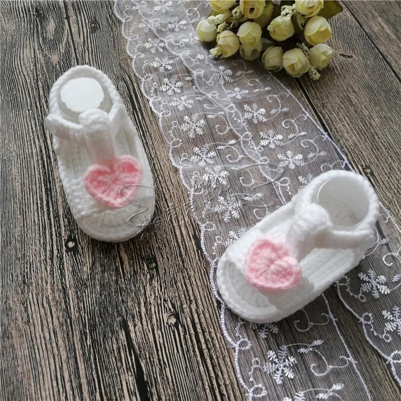 QYFLYXUEJunjun Handmade Handwoven Sandals For Heart-shaped Babies In Summer 2019